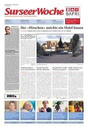 Der «Hirschen» möchte ein Hotel bauen - Neu auf www ...