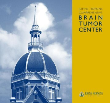 Table of contents - Johns Hopkins Medical Institutions