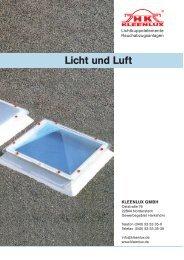 Licht und Luft - kleenlux gmbh