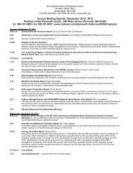 Council Meeting Agenda | September 25-27, 2012 Radisson Hotel ...