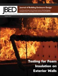 (JBED) - Summer 2012 - The Whole Building Design Guide