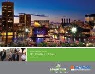 2011/2012 Development Report - Downtown Baltimore