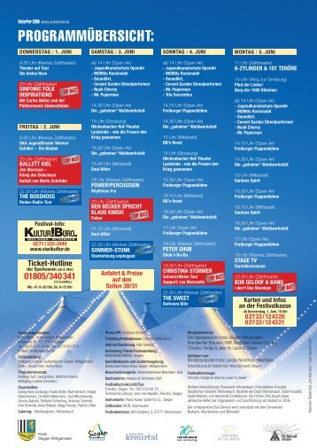 Download Infos Programmablauf / Preise als ... - siwikultur.de