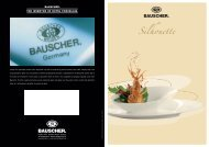 BAUSCHER. THE INVENTOR OF HOTEL PORCELAIN. - 2imahl