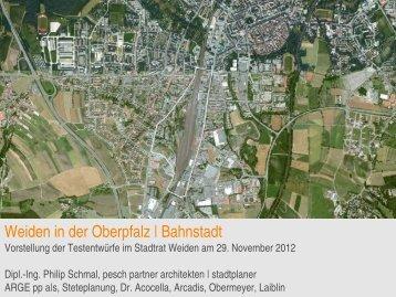 Päsentation pp a I s - Stadt Weiden in der Oberpfalz