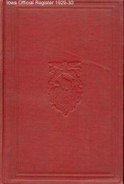 Redbook-1929-1930 (43GA).pdf - Iowa Legislature - State of Iowa