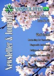 Spring 2012 - Vasculitis UK