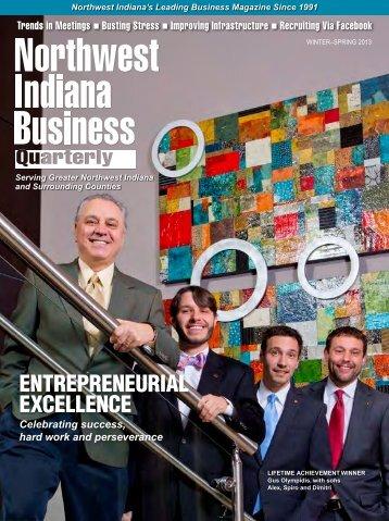 Winter 2013 - Northwest Indiana Business Quarterly Magazine