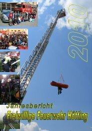 Jahresbericht 2010 - FF Hötting