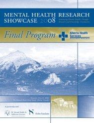 Alberta Addiction and Mental Health Research Partnership Program