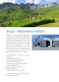 Broschüre Sport- und Kongresszentrum - Arosa - Seite 3