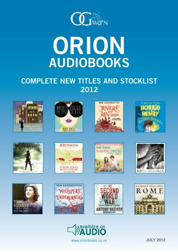 Download - Orion Books