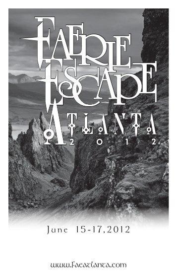 here!!! - Faerie Escape Atlanta