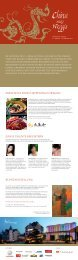 China meets Weggis - Park Hotel Weggis - 21. Januar – 12. Februar ...