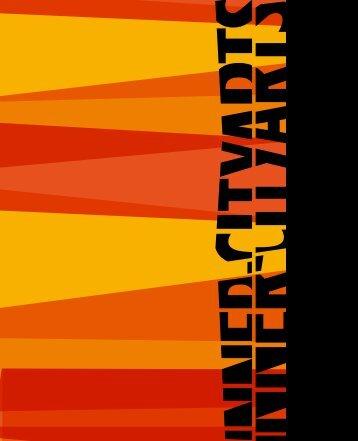 2011 Gala Journal - Inner-City Arts