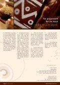 Chocolate - Heritage Awali Golf and Spa Resort - Page 3