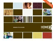 BRAND STYLE GUIDE - Home2franchise.com