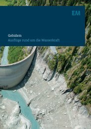 Ausflug zum Stausee Gebidem PDF (1.8 MB) - Alpiq