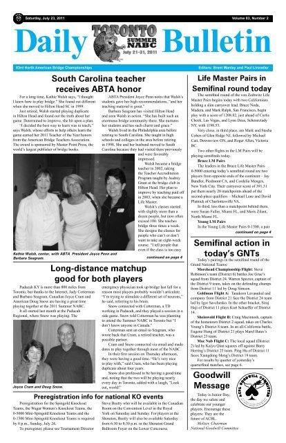 Goodwill Message South Carolina Teacher Receives Abta Honor