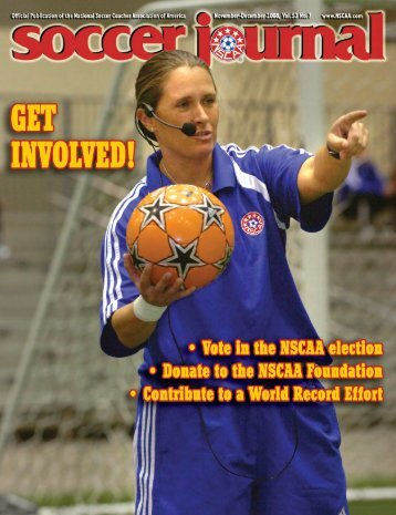 Volume 53, Number 7 - National Soccer Coaches Association of ...