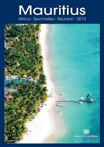 Download a copy (PDF) - Beachcomber Tours