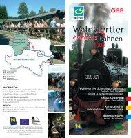 Angebote-All inclusive - Waldviertlerbahn