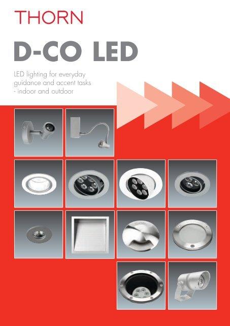D-CO LED Downlight - THORN Lighting