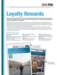 Loyalty Rewards - Colloquy