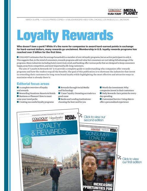Loyalty Rewards - Colloquy