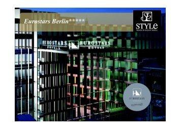 STYLE HOTEL EUROSTARS BERLIN