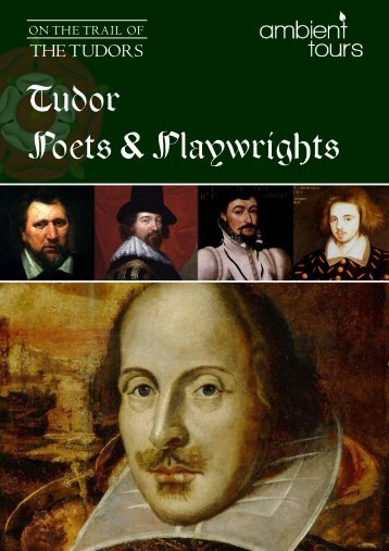 Tudor poets & playwrights - Ambient Events