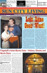 Flagstaff's Hotel Monte Vista – History, Ghosts and - Sun City Living
