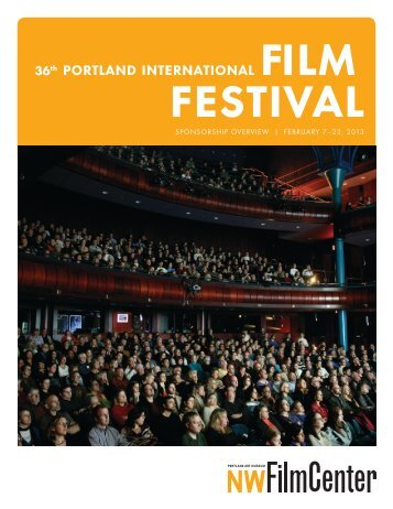 Portland International Film Festival - Northwest Film Center