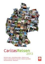 CaritasReisen 2013 - Caritasverband für die Stadt Recklinghausen ...