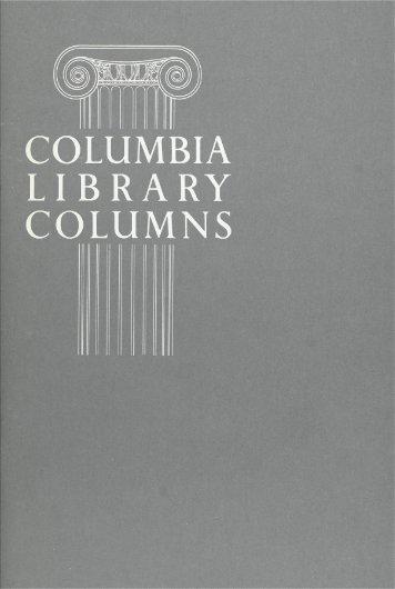 1 - Columbia University