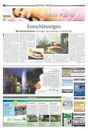 Entschleunigen - Marler Zeitung