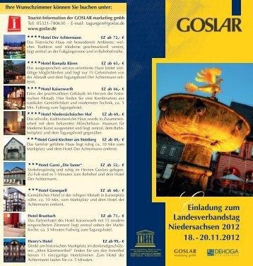 GMG Dehoga Flyer 2011_neu_4seiter.indd - DEHOGA Niedersachsen
