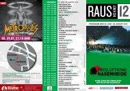 download Programmflyer - Freiluftkino Hasenheide
