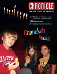 Rocks! - Temple Israel of the City of New York