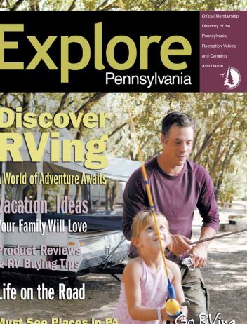 Official Membership Directory Of The Pennsylvania Recreation - prvca