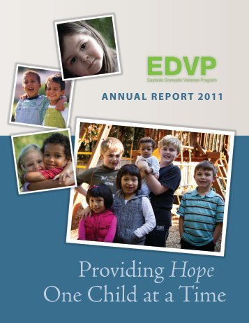 Providing Hope One Child at a Time - Eastside Domestic Violence ...