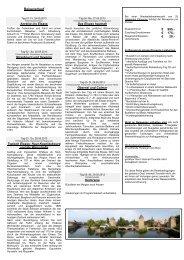 Reiseprospekt zum Download - Volksbank Aerzen eG