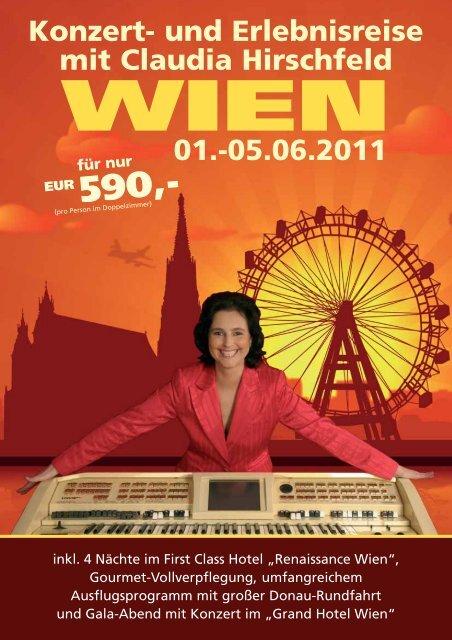 Wien - Claudia Hirschfeld