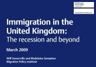 Immigration in the United Kingdom - Migration Policy Institute