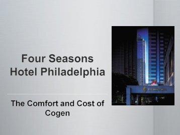 The Comfort and Cost of Cogen