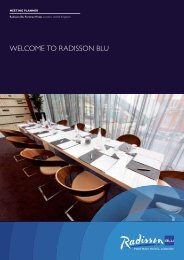 Read More - Radisson Blu