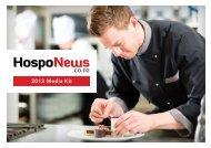 Media Kit Download - HospoNews