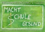 11. Februar 2013 - Frühjahrstagung · Bund der Freien Waldorfschulen