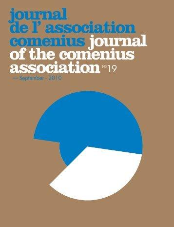 — September - 2010 - Association Comenius