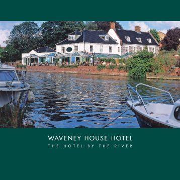 Waveney House Hotel Brochure